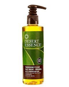 Средство для умывания с чайным деревом Desert Essence Throughly Сlean Face Wash Tea Tree