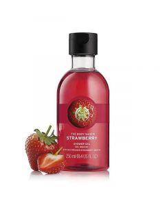 "Гель для душа ""Клубника"" The Body Shop Strawberry Shower Gel"