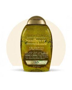 Шампунь для блондинок OGX Sunflower Blonde Shampoo