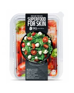 "Набор масок для лица ""Интенсивное питание"" Superfood for Skin Sheet Mask Set for Dried and Tired Skin"