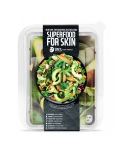 "Набор масок для лица ""Смягчение кожи"" Superfood for Skin Sheet Mask Set for Limp and Requiring Regeneration Skin"
