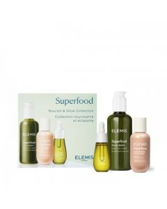 Набор трио суперфуд питание и сияние кожи Elemis Kit: Superfood Nourish and Glow