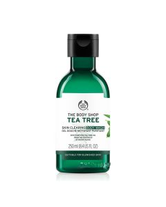 Гель для душа с чайным деревом The Body Shop Tea Tree