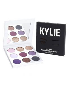 Палетка теней Kylie Kyshadow The Purple Palette