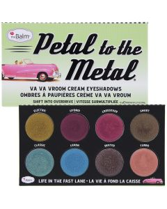 Палетка теней для глаз theBalm Petal To The Metal Shift into Overdrive