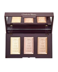 Палетка хайлайтеров Charlotte Tilbury Bar of Gold Palette