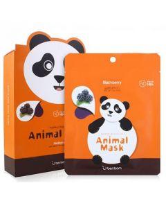 Тканевая маска Berrisom Animal Mask Panda