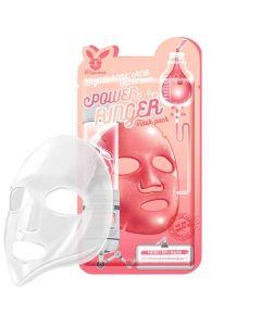 Увлажняющая тканевая маска с гиалуроновой кислотой Elizavecca Hyaluronic Acid Water Deep Power Ringer Mask Pack