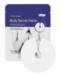 Патчи для груди TONY MOLY Trust Me Body Secret