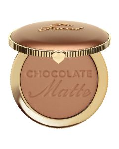 Матовый бронзер для лица Too Faced Chocolate Soleil Matte Bronzer