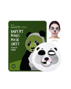 Тканевая маска Holika Holika Baby Pet Magic Mask Sheet Vitality Panda