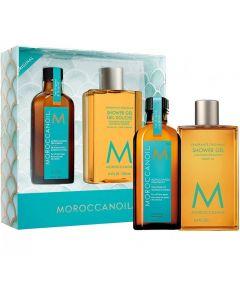Косметический набор для волос (всех типов) и тела Moroccanoil Original