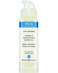 Оптимальное масло для лица REN Vita Mineral Omega 3 Optimum Skin Serum Oil