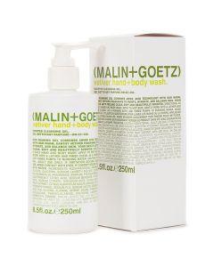 Гель-мыло для рук и тела Malin+Goetz Vetiver Hand + Body Wash