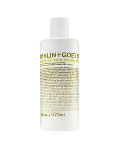 Крем для тела увлажняющий с витамином B5 Malin+Goetz Vitamin B5 Body Moisturizer 473 ml