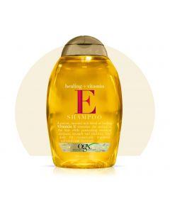 Восстанавливающий шампунь для волос OGX Healing+Vitamin E