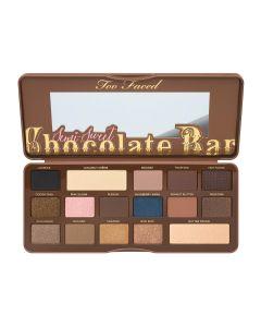 Палетка теней Too Faced Semi-Sweet Chocolate Bar
