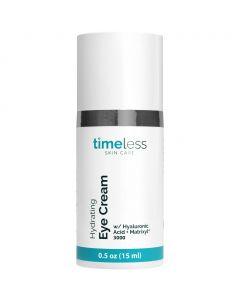 Увлажняющий крем для кожи вокруг глаз с гиалуроновой кислотой Timeless Skin Care Hydrating Hyaluronic Acid Eye Cream