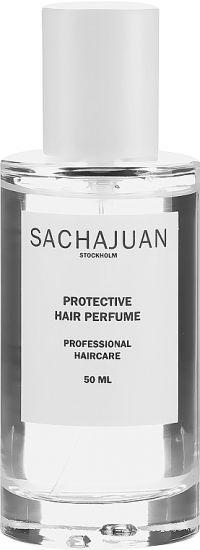 Фирменный парфюм-антизапах, защитацвета, увлажнение, антистатик SACHAJUAN Protective Hair Perfume