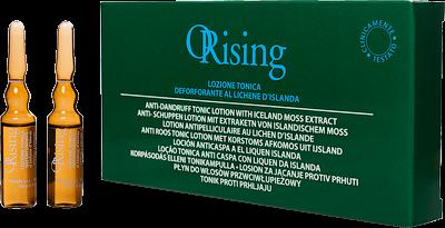 Лосьон против перхоти с исландским лишайником 12*7 мл Orising Hair Care