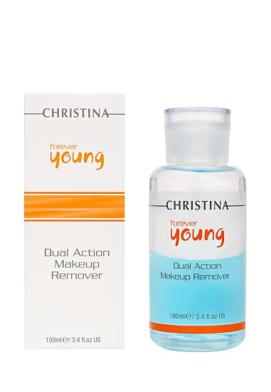 Средство для снятия макияжа Christina Forever Young Dual Action Make Up Remover