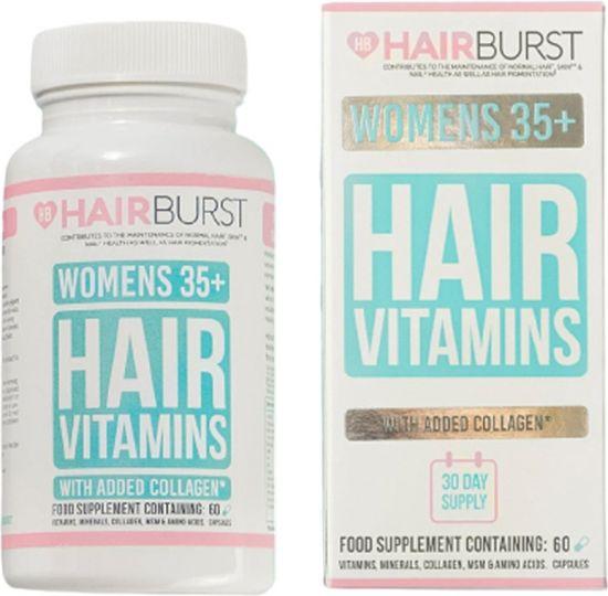 Витамины для роста и укрепления волос Hairburst Womens 35+ Hair Vitamins
