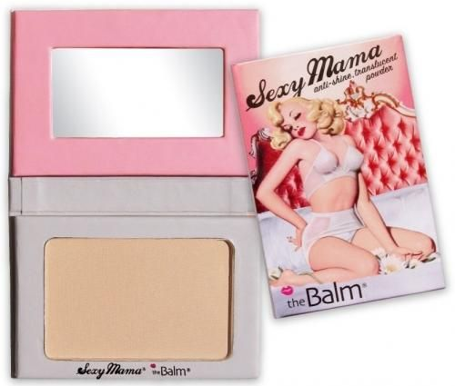 Компактная пудра theBalm Sexy Mama