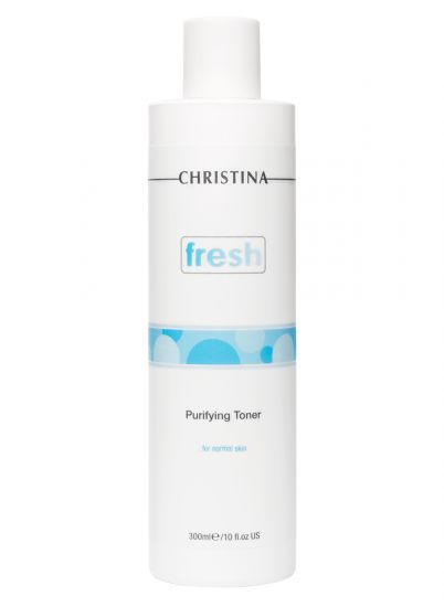 Очищающий тоник с геранью для нормальной кожи Christina Fresh Purifying Toner for Normal Skin