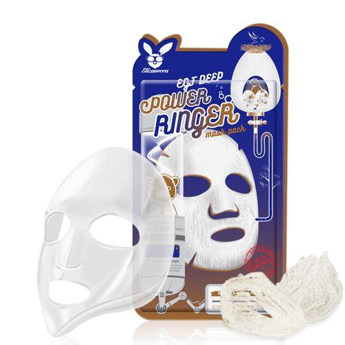 Маска для активной регенерации эпидермиса Elizavecca Face Care Egf Deep Power Ringer Mask Pack