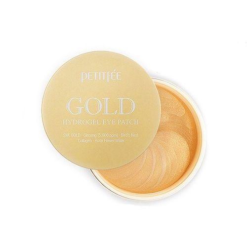 Гидрогелевые патчи для глаз с золотым комплексом Petitfee Gold Hydrogel Eye Patch