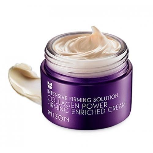 Укрепляющий коллагеновый крем MIZON Collagen Power Firming Enriched Cream