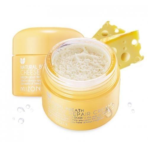 Питательный крем для упругости кожи MIZON Cheese Repair Cream