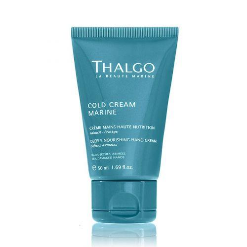 Интенсивный питательный восстанавливающий крем для рук Thalgo Deeply Nourishing Hand Cream