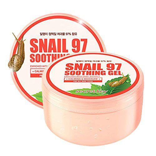Улиточный увлажняющий гель Secret Key Secret Key Snail 97% Soothing Gel