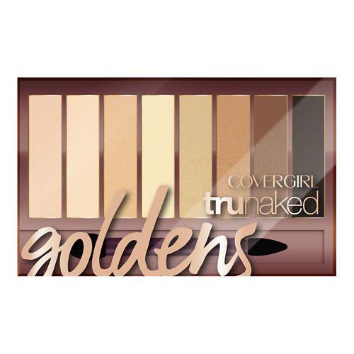 Палитра теней Covergirl truNAKED Eyeshadow Goldens