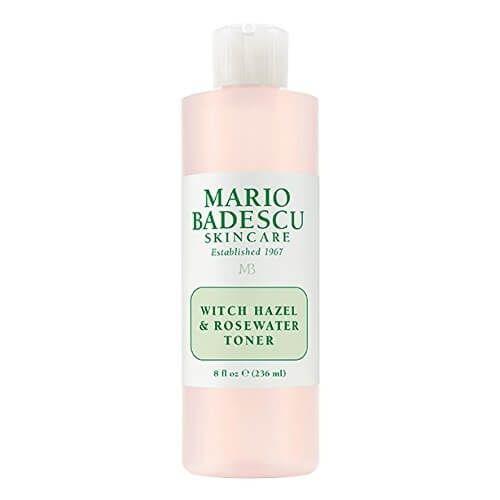 Тонер с гамамелисом и розовой водой Mario Badescu Witch Hazel & Rosewater Toner