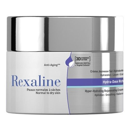 Суперувлажняющий крем для сухой кожи Rexaline Hydra-Dose Rich Cream