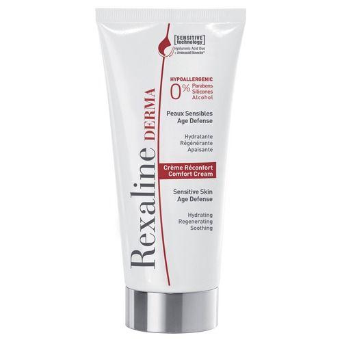 Регенерирующий, успокаивающий крем комфорт Rexaline DERMA Cream