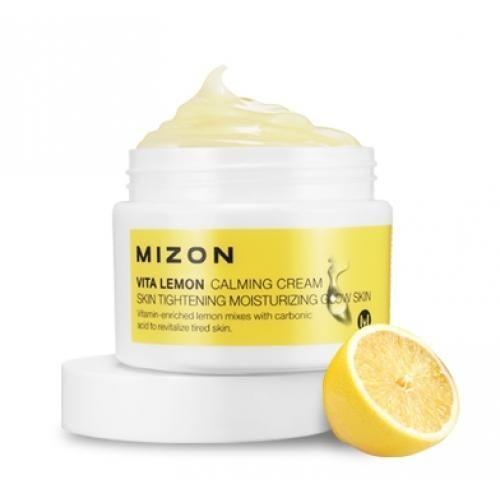 Витаминный крем-гель MIZON Vita Lemon Calming Cream