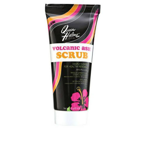 Скраб для лица с вулканическим пеплом Queen Helene Volcanic Ash Scrub