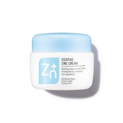 Успокаивающий крем с цинком A'PIEU Cicative Zinc Cream