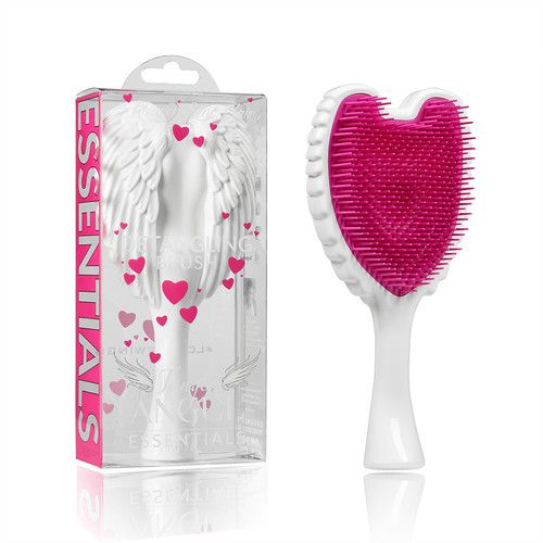 Расческа Tangle Angel Essentials White Pink