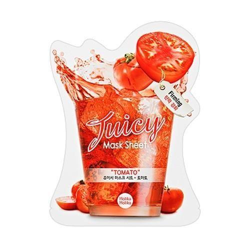 Тканевая маска с натуральными экстрактами Holika Holika Juicy Mask Sheet Tomato