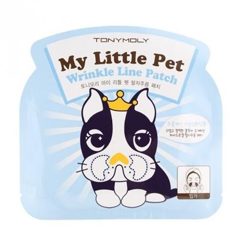 Патчи против морщин в носогубной области TONY MOLY My Little Pet