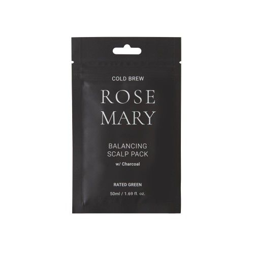 Балансирующая маска для волос с розмарином Rated Green Cold Brew Rosemary Balancing Scalp Pack