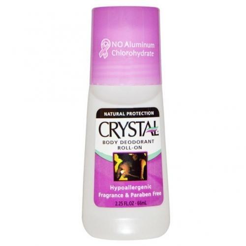 Роликовый дезодорант Crystal Body Deodorant Roll-On