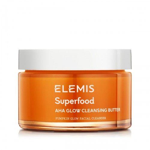 Маслянистый очиститель для сияния кожи Elemis Superfood AHA Glow Cleansing Butter