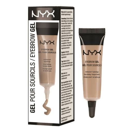 Стойкий гель для бровей NYX Eyebrow Gel