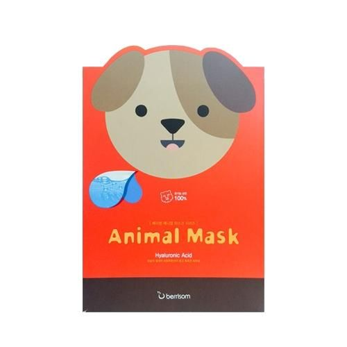 Тканевая маска Berrisom Animal Mask Dog