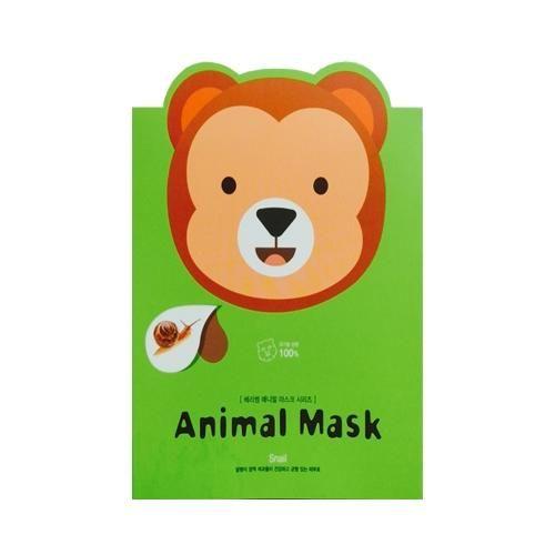 Тканевая маска Berrisom Animal Mask Monkey